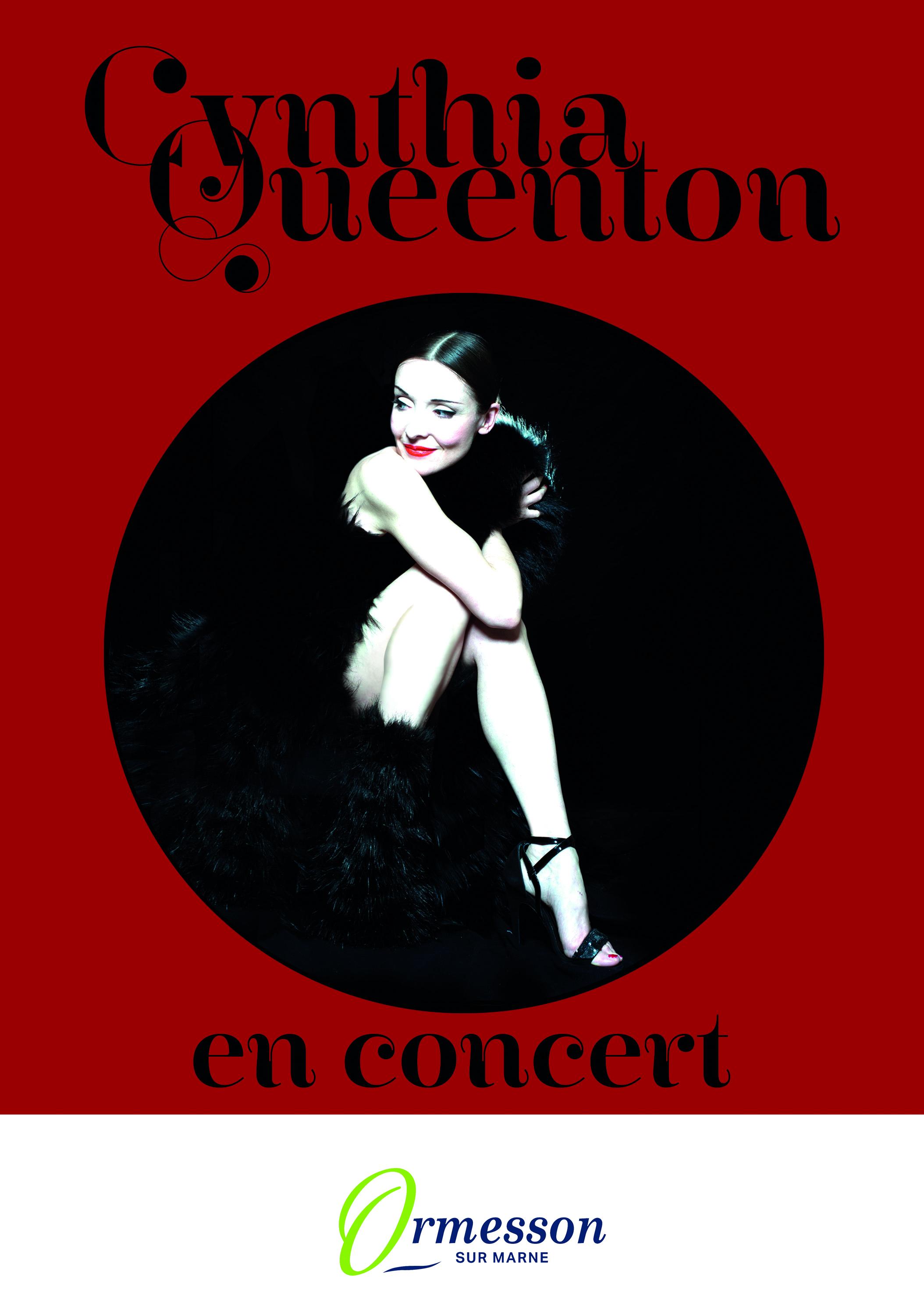 Cynthia Queenton en concert au bar