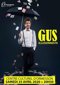 Gus l'illusionniste