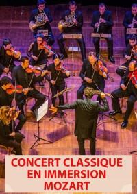 Concert classique en immersion : Mozart