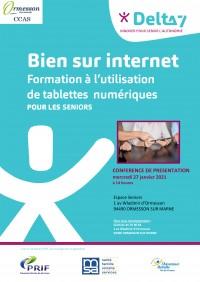 CCAS : formation à la tablette numérique