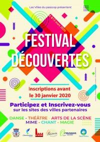 Festival découvertes : prolongation des inscriptions ! Tentez votre chance.