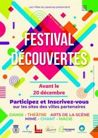 Festival découverte inscrivez-vous !