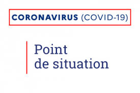 Coronavirus : le point sur la situation