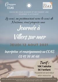 Journée à Villers-sur-Mer