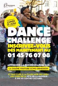 Top Chrono Dance Challenge/ Flash Mob